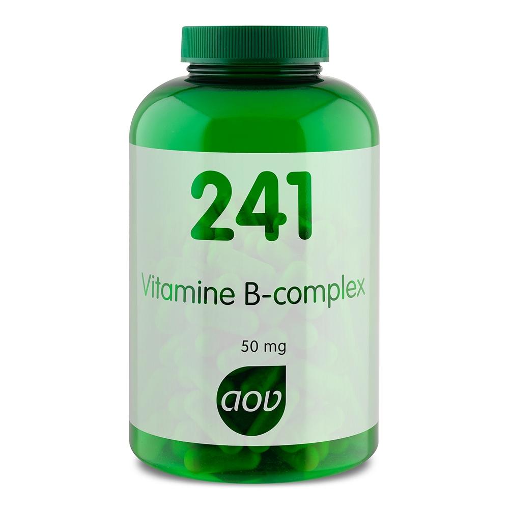 Afbeelding van 241 Vitamine B complex 50 mg