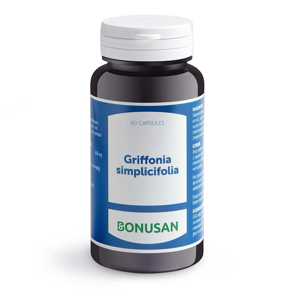 Griffonia simplicifolia (75 mg 5-HTP)