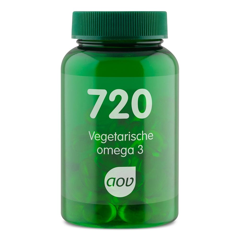 Afbeelding van AOV 720 Vegetarische Omega 3
