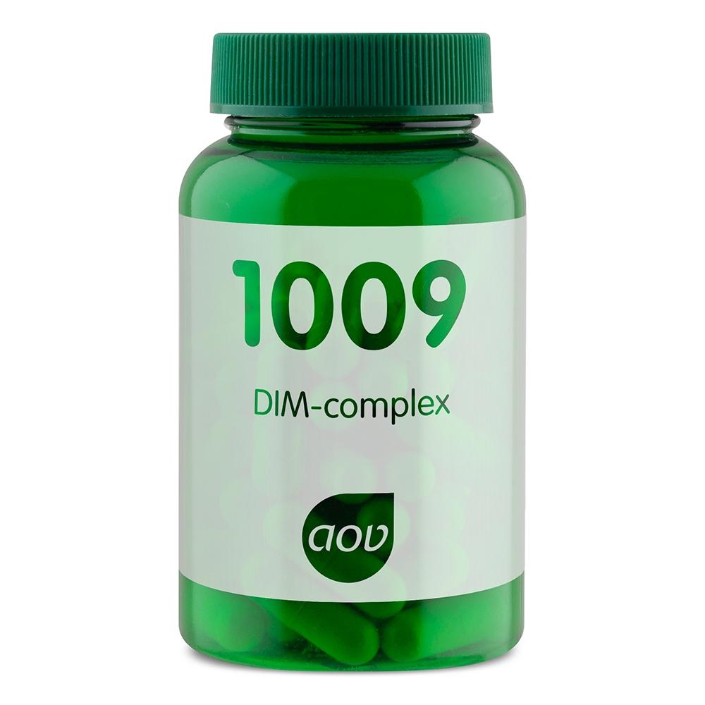 Afbeelding van 1009 DIM Complex (broccoli extract)