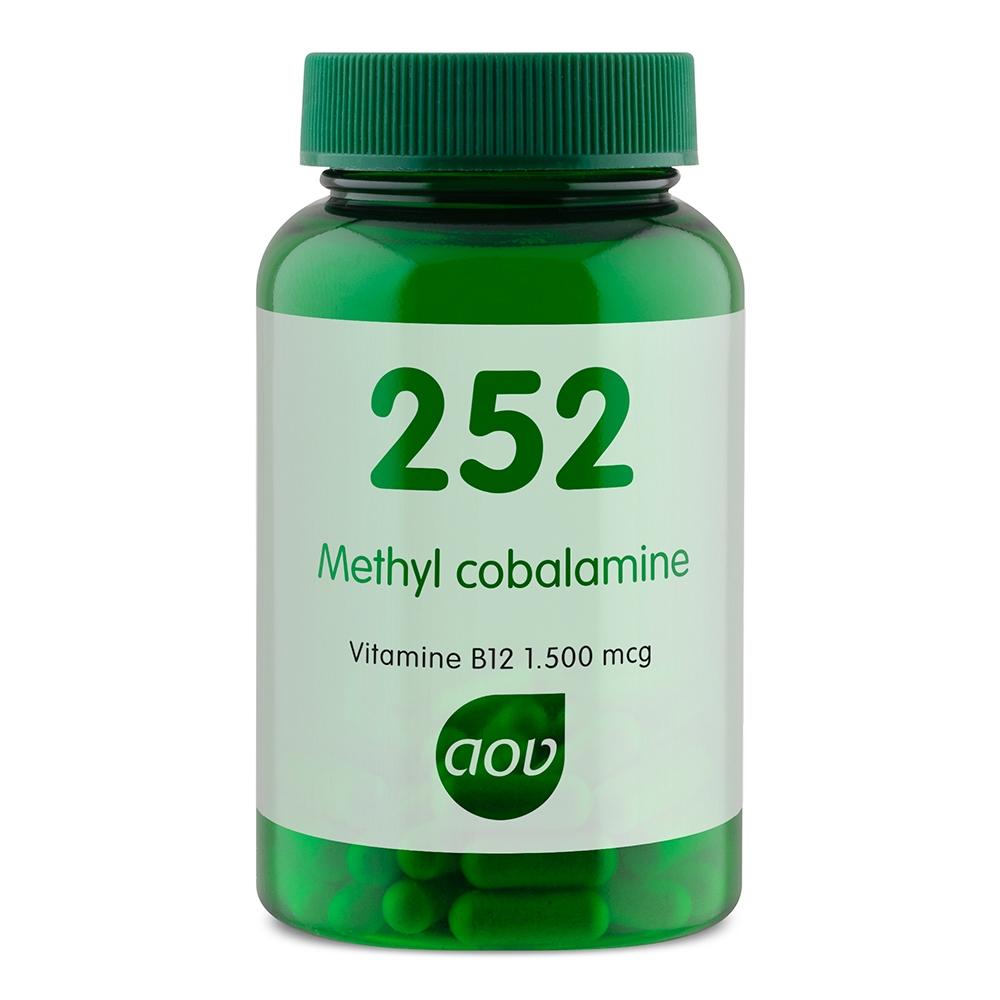 Afbeelding van 252 Methyl cobalamine B12
