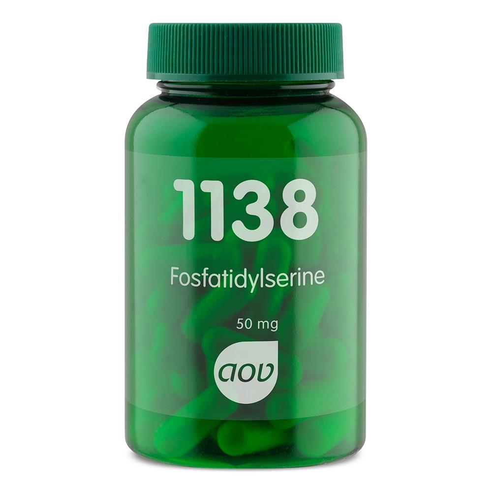 Afbeelding van 1138 Fosfatidylserine 50 mg