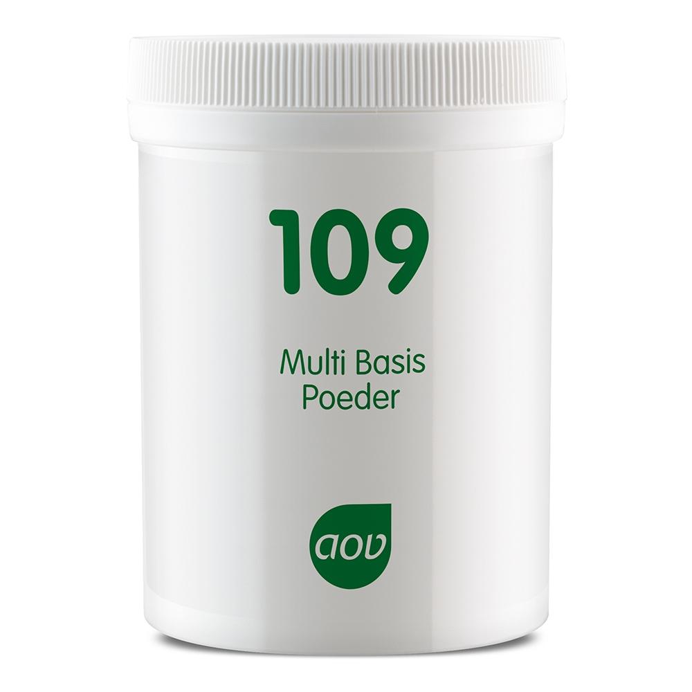 Afbeelding van 109 Multi Basis Poeder