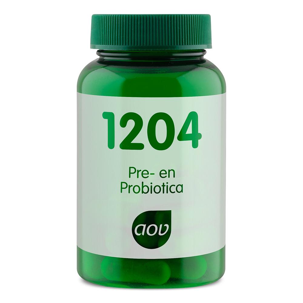 Afbeelding van 1204 Pre- en Probiotica
