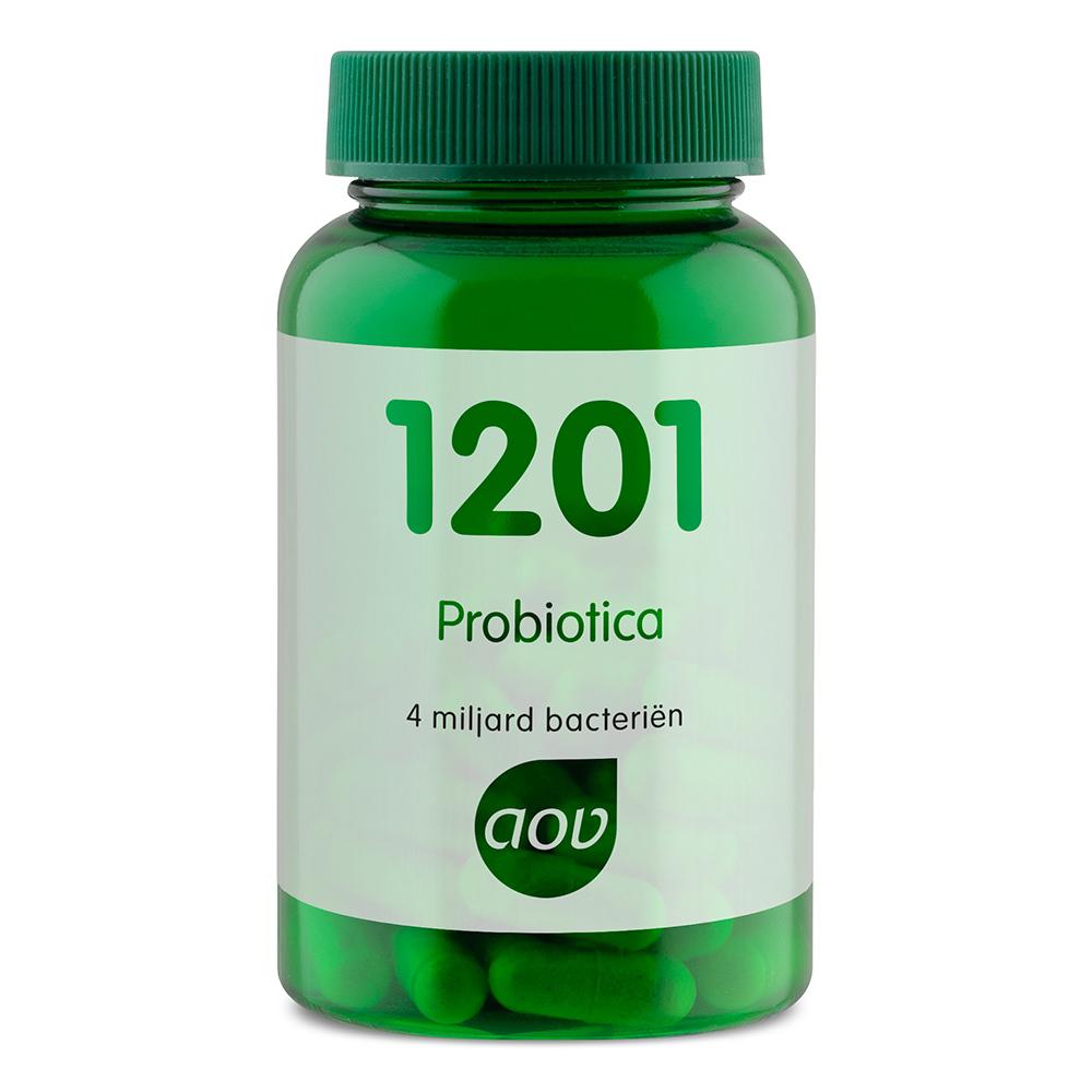 Afbeelding van 1201 Probiotica 4 miljard