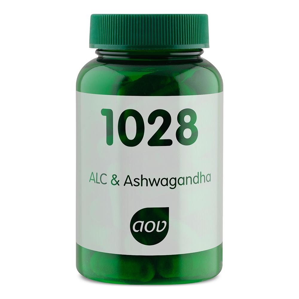 Afbeelding van 1028 ALC & Ashwagandha