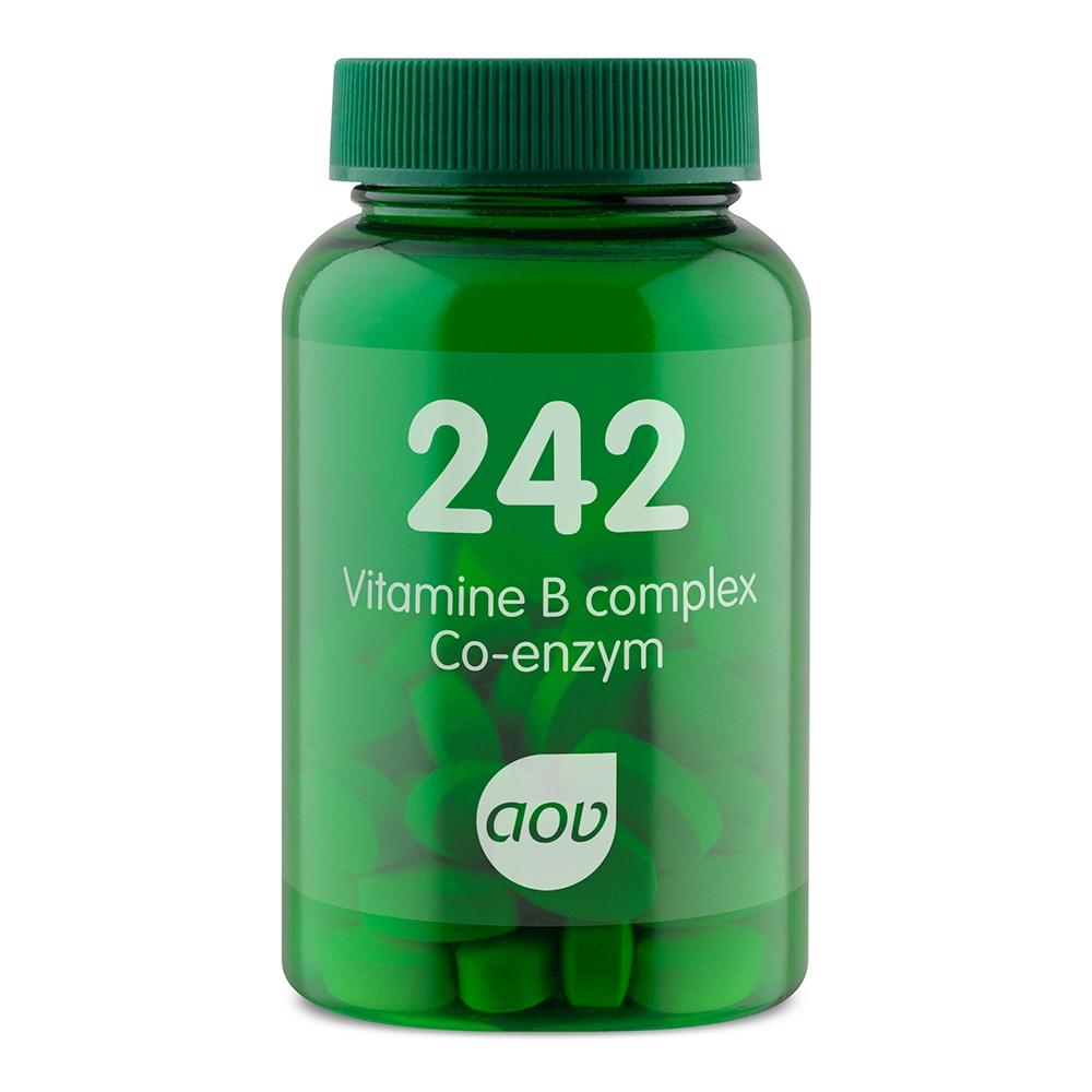 Afbeelding van 242 Vitamine B complex co enzym