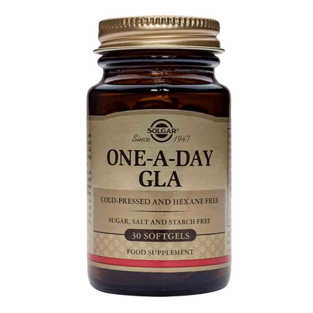 One-a-day GLA 120 mg (borageolie)