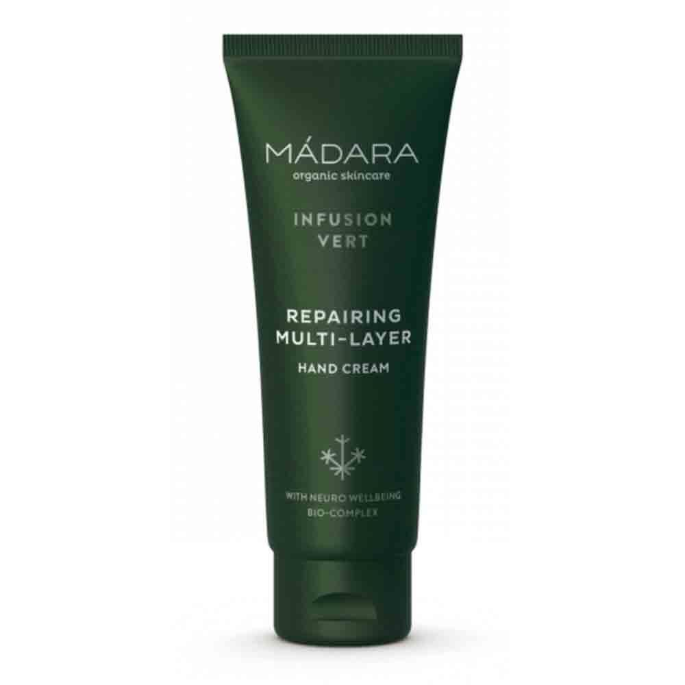MADARA Infusion Vert Repairing Multi-Layer Hand Cream 75 ml