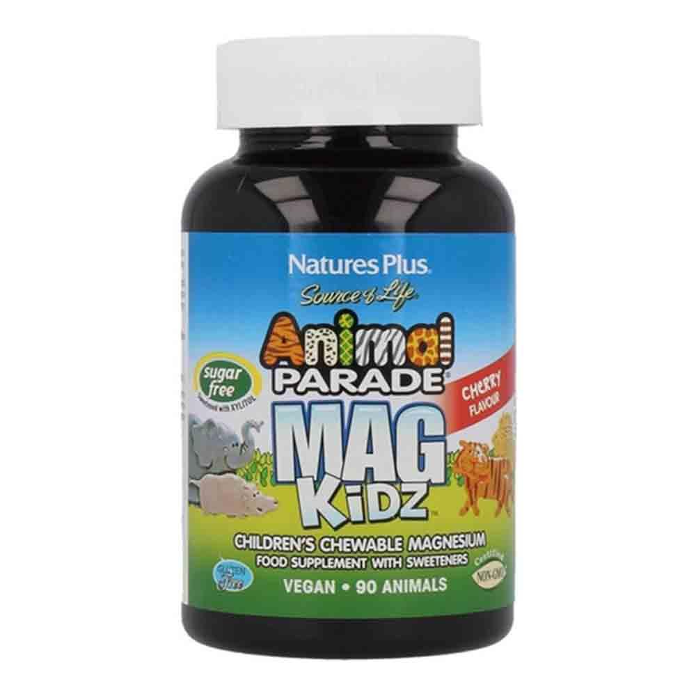 Afbeelding van Mag Kidz kauwtabletten (magnesium voor kinderen)