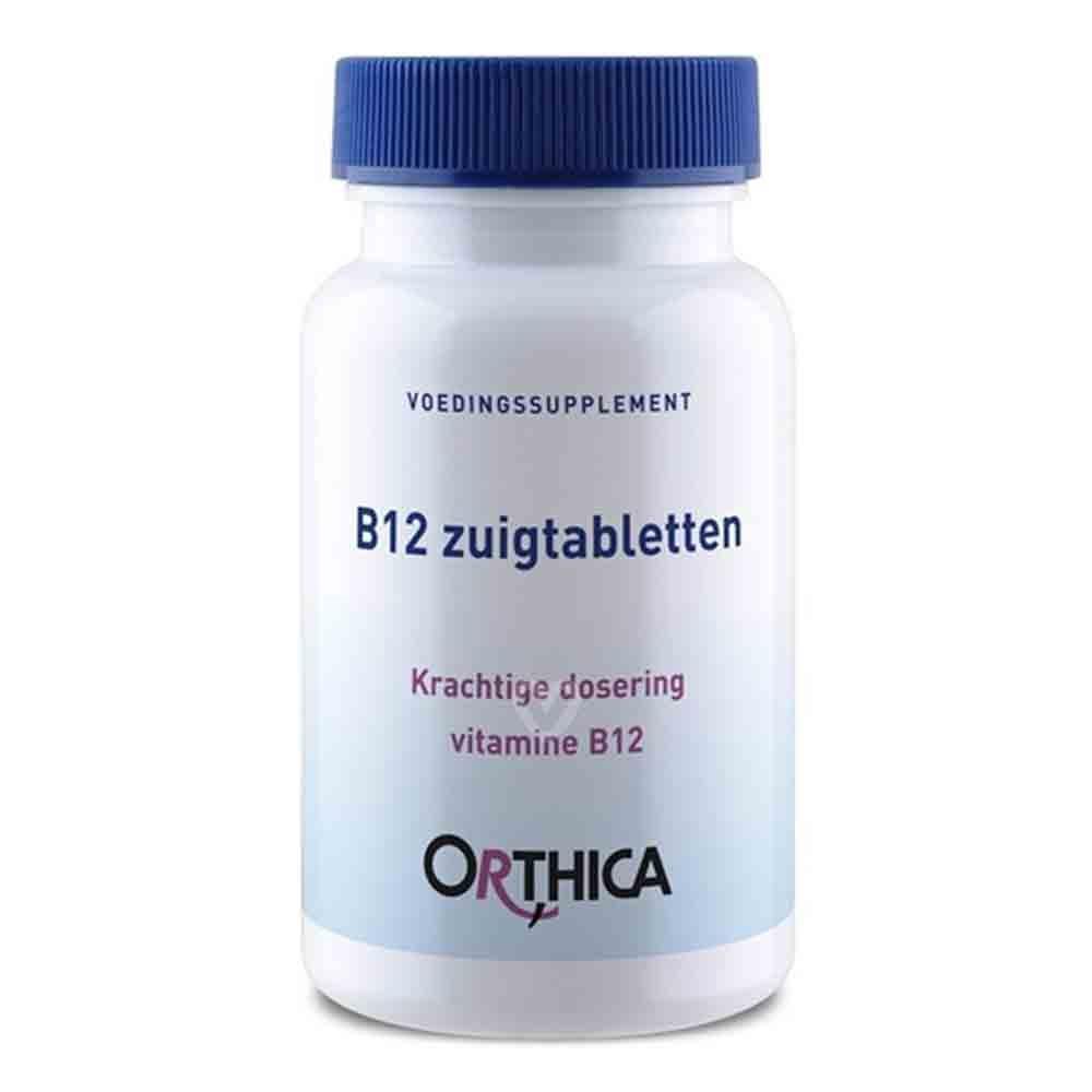 B12 zuigtabletten