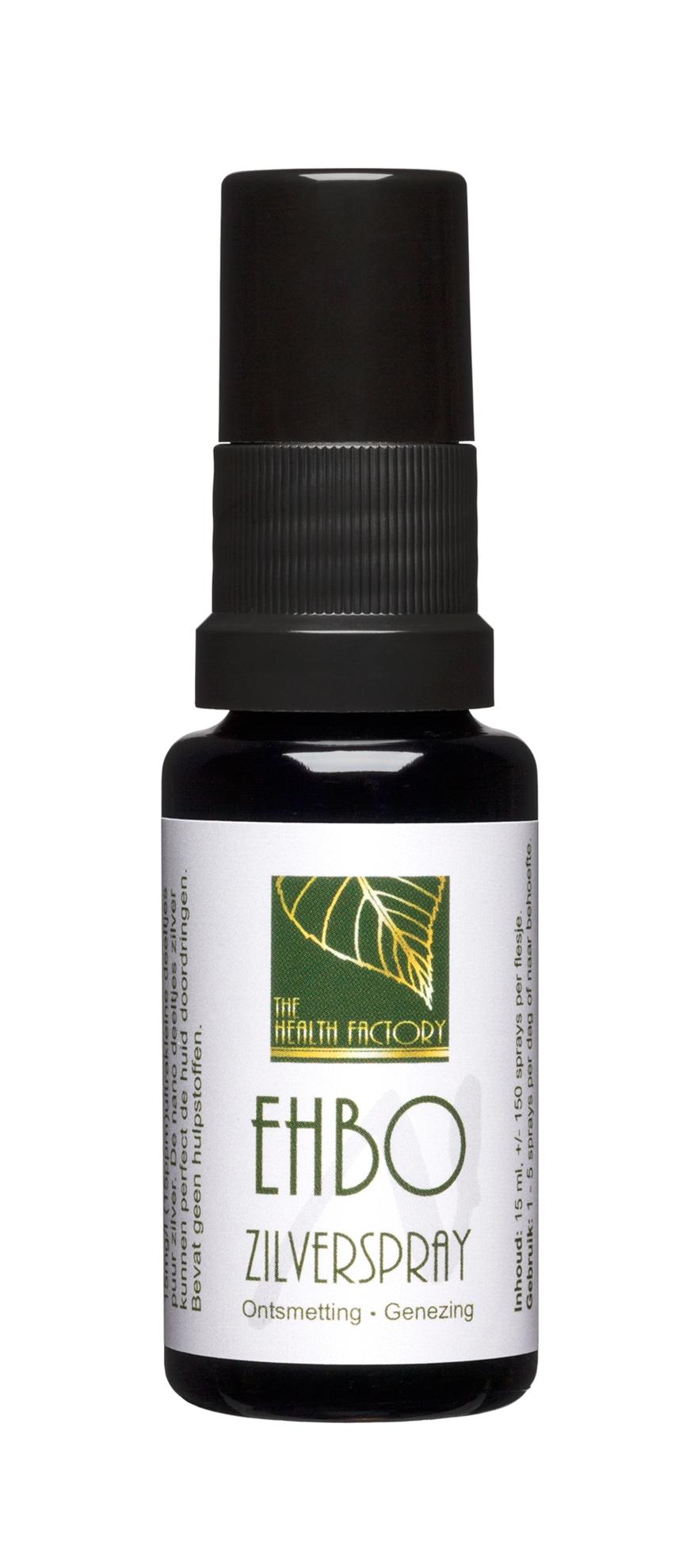 The Health Factory Nano Zilver Spray (15 ppm) 15 ml