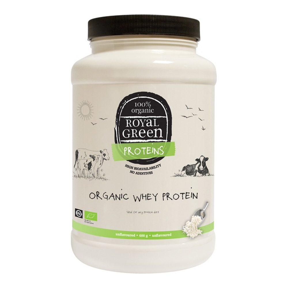 Royal Green Organic Whey Protein