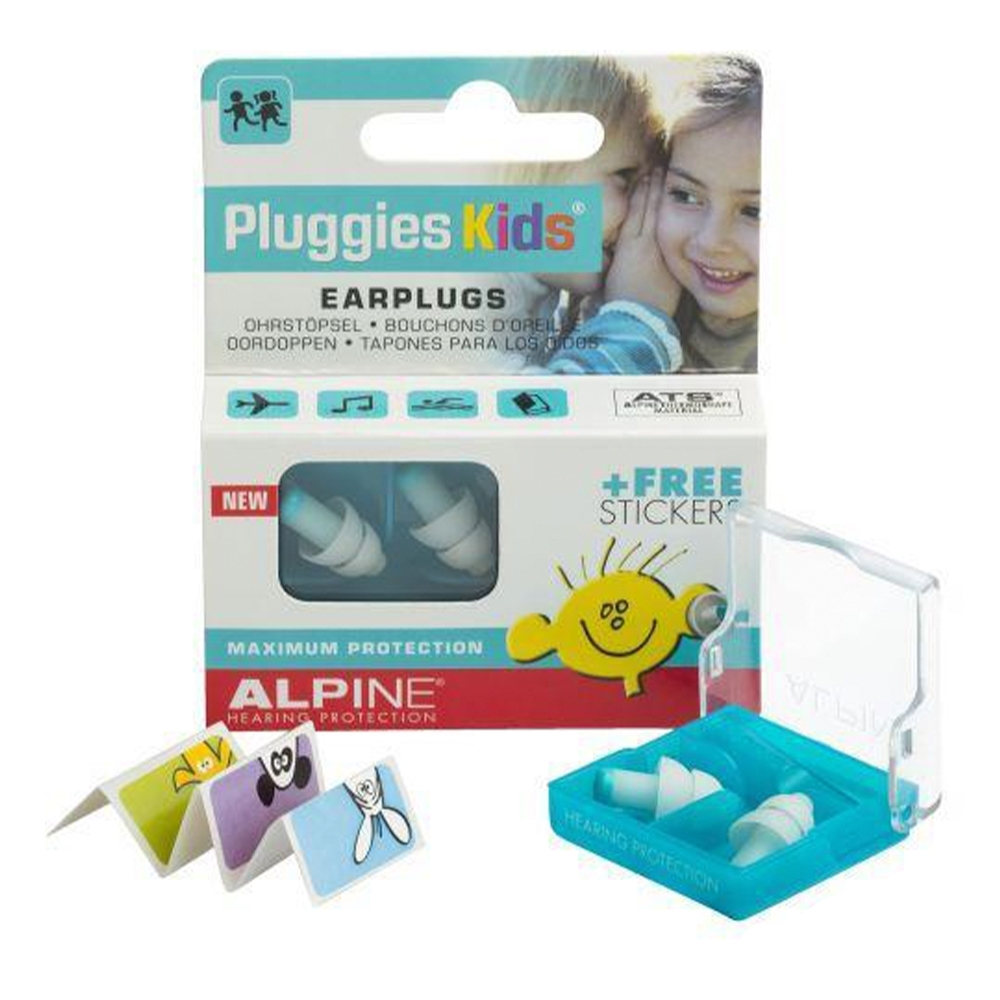 Pluggies Kids oordoppen
