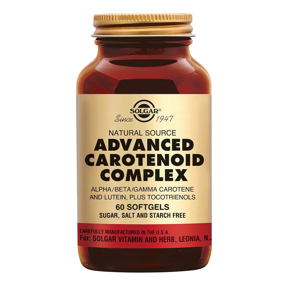 Solgar Advanced Carotenoid Complex 60