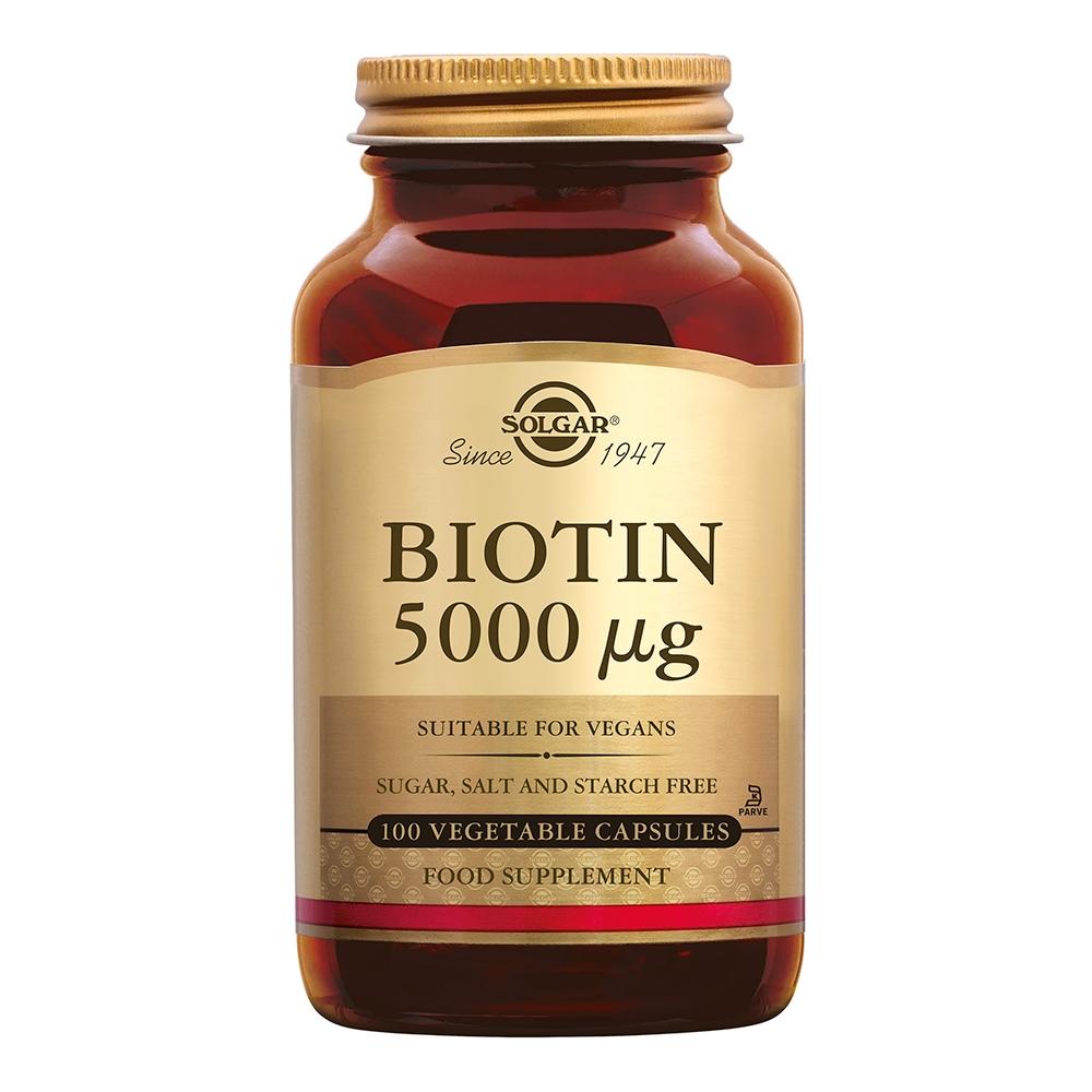 Biotin 5000µg