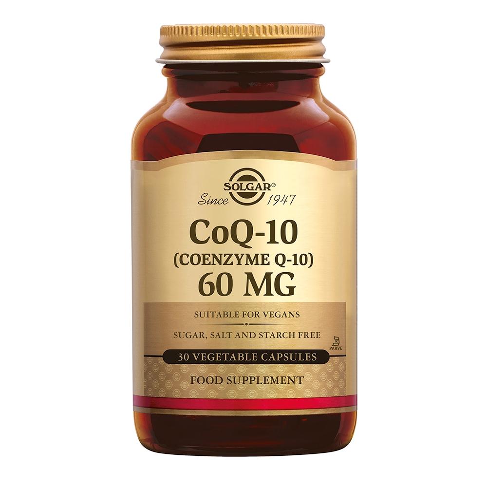 Solgar Co-Enzyme Q-10 60 mg