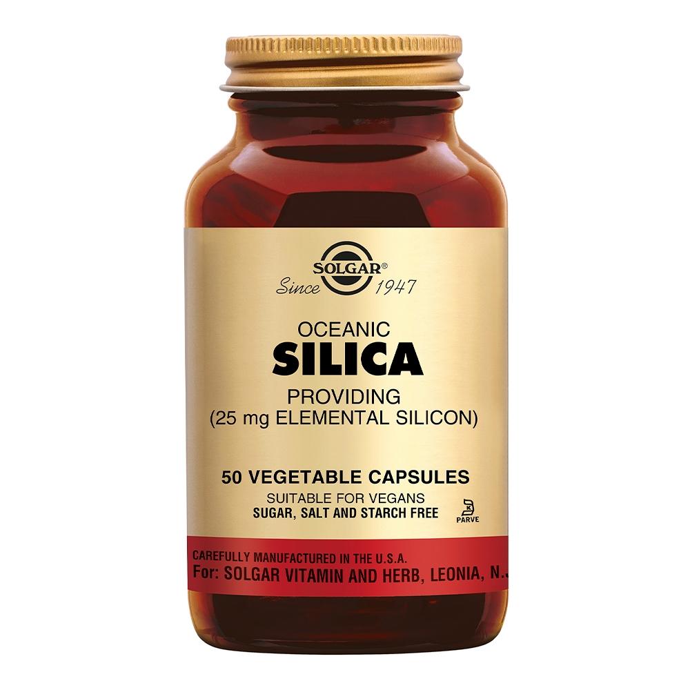 Oceanic Silica (silicium, kiezelzuur)