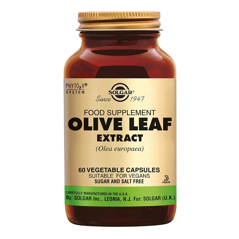 Olive Leaf Extract (olijfblad)