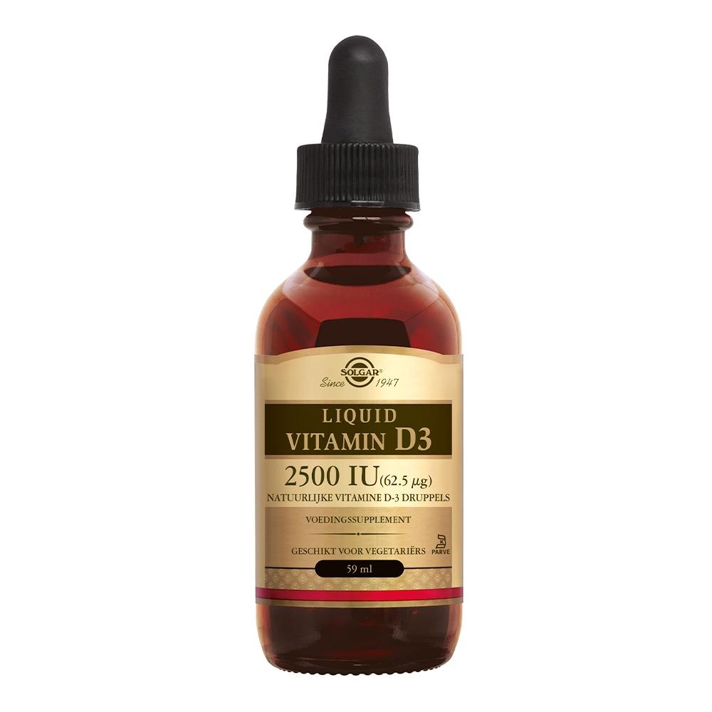 Liquid Vitamin D-3 (vloeibare vitamine D)