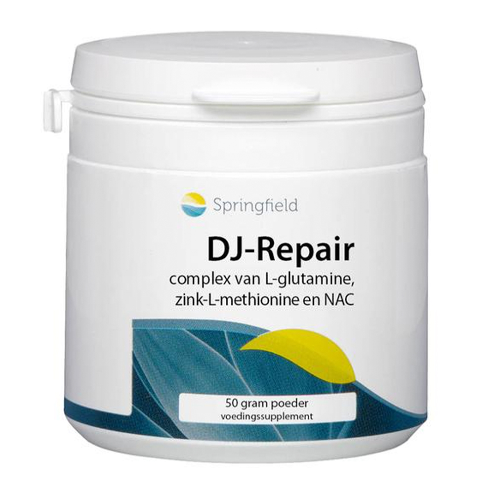 DJ Repair glut/nac/zink