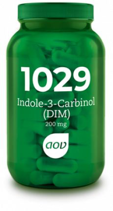 Afbeelding van 1029 Indole 3 carbinol DIM