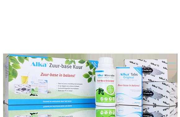 Alka Zuur-base Kuur 30 dagen