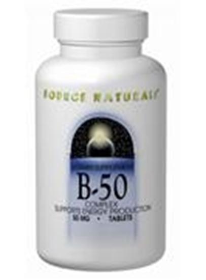 Source Naturals B 50 Complex afbeelding