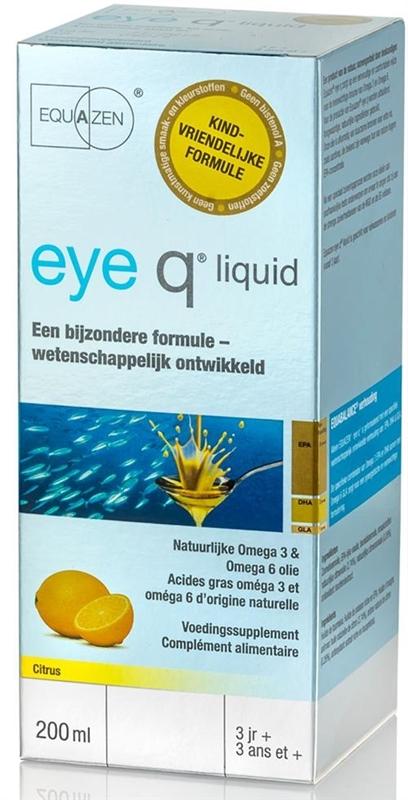 Springfield Nutraceuticals Eye Q Liquid afbeelding