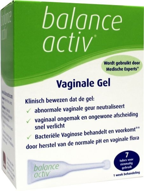 Otc Medical Balance Activ Vaginale Gel afbeelding