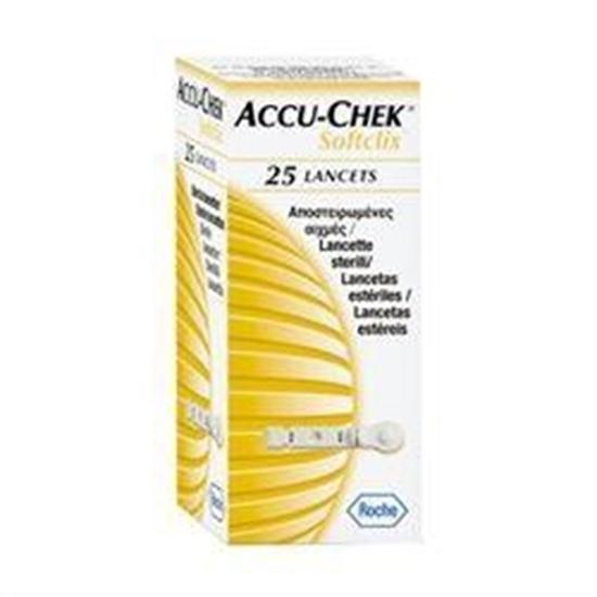 Accu Chek Softclix lancetten 3307492 afbeelding