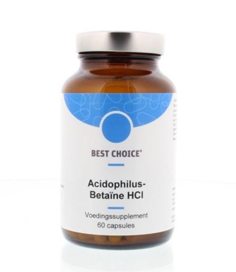 Best Choice Acidophilus betaine HCL afbeelding