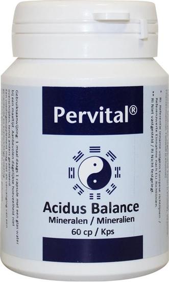 Pervital Acidus balance afbeelding