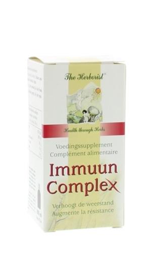 Herborist Immuun complex afbeelding