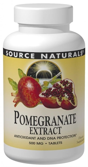 Source Naturals Pomegranate Extract (granaatappel) afbeelding