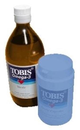Tobis Omega 3 visolie vloeibaar afbeelding