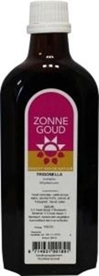 Zonnegoud Trigonella complex wijntonicum afbeelding