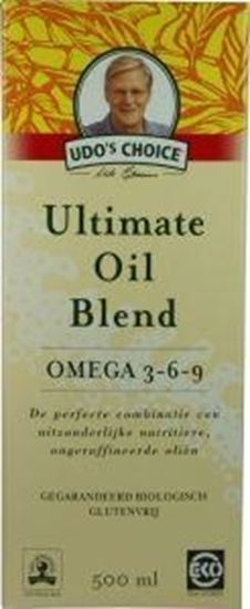 Udo s Choice Ultimate oil blend eko afbeelding