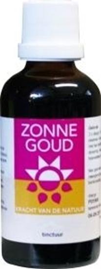 Zonnegoud Vaccinum simplex afbeelding