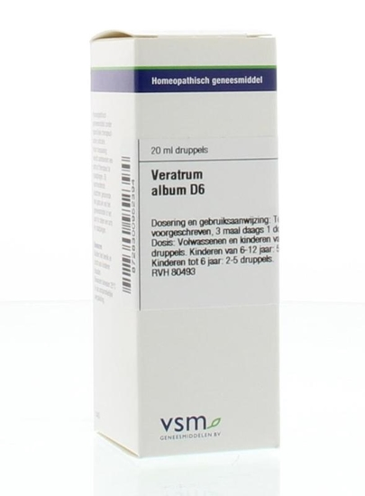 VSM Veratrum album D6 afbeelding