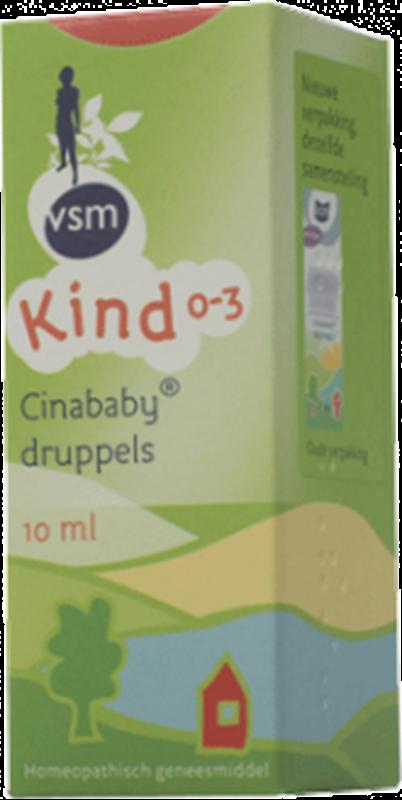 VSM Pure Lijfkracht Cinababy (0-3) afbeelding
