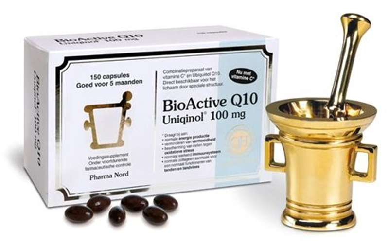 Pharma Nord Bio Active Q10 Uniqinol 100 mg afbeelding