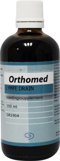 Orthomed Lymfe drain afbeelding