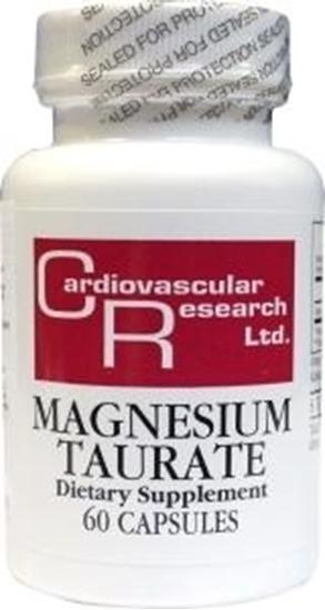 Cardio Vasc Res Magnesium tauraat afbeelding