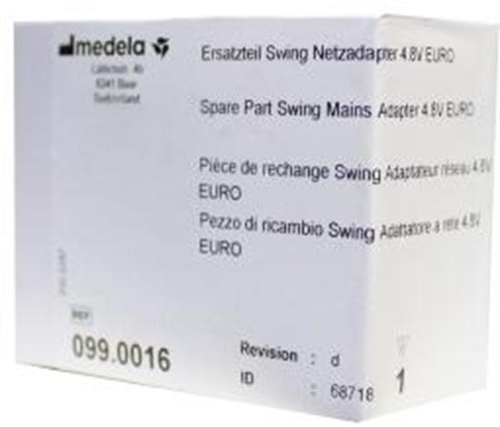Medela Swing adapter 4.8 volt afbeelding
