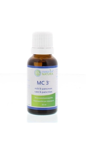 Energetica Nat MC 3 milt/pancreas afbeelding