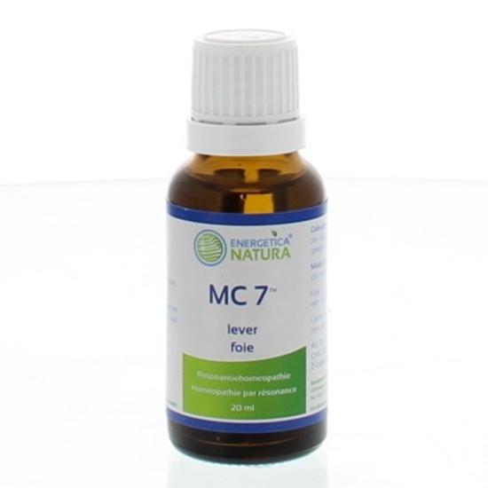 Energetica Nat MC 7 lever afbeelding