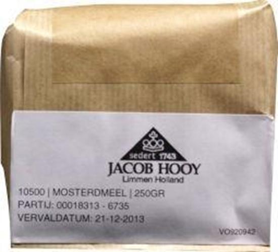 Jacob Hooy Mosterdmeel afbeelding