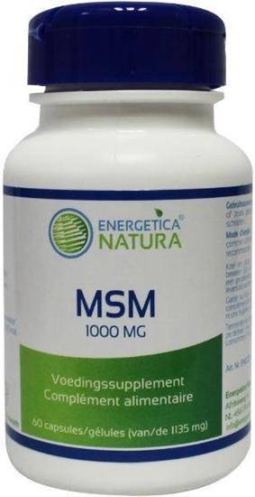 Energetica Nat MSM 1000 mg afbeelding