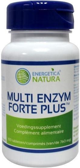 Energetica Nat Multi enzym forte plus afbeelding
